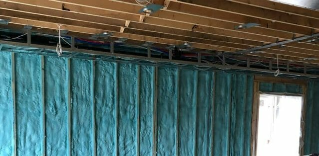 Insulating Basement Walls, Ceiling and Floors