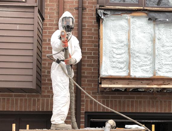 Full property insulation