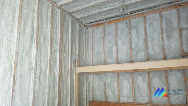 Spray Foam Insulation in Thornhill
