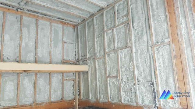 insulating basements