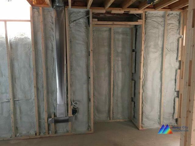 foam insulation for walls