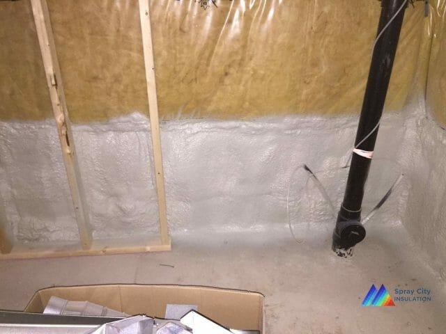 Spray foam insulation in Newmarket