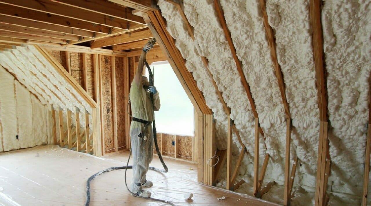 Risks of Spray Foam Insulation